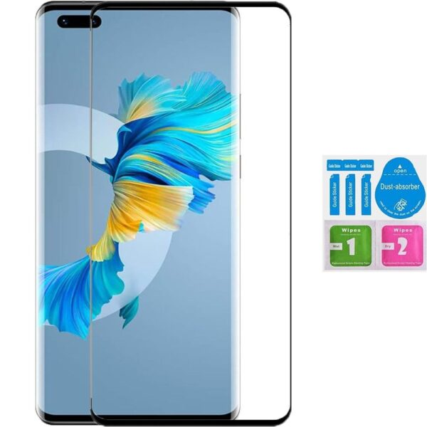 Protector Cristal Compatible Huawei Mate 40 Pro
